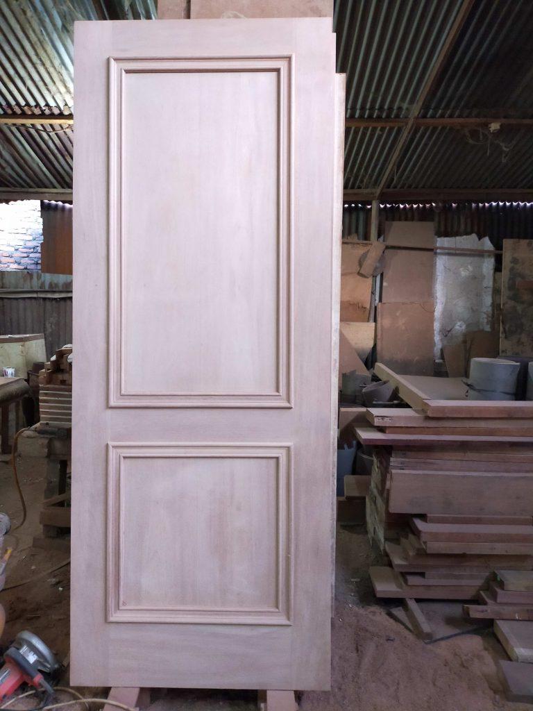 Pintu Panel Model Klasik Jakarta