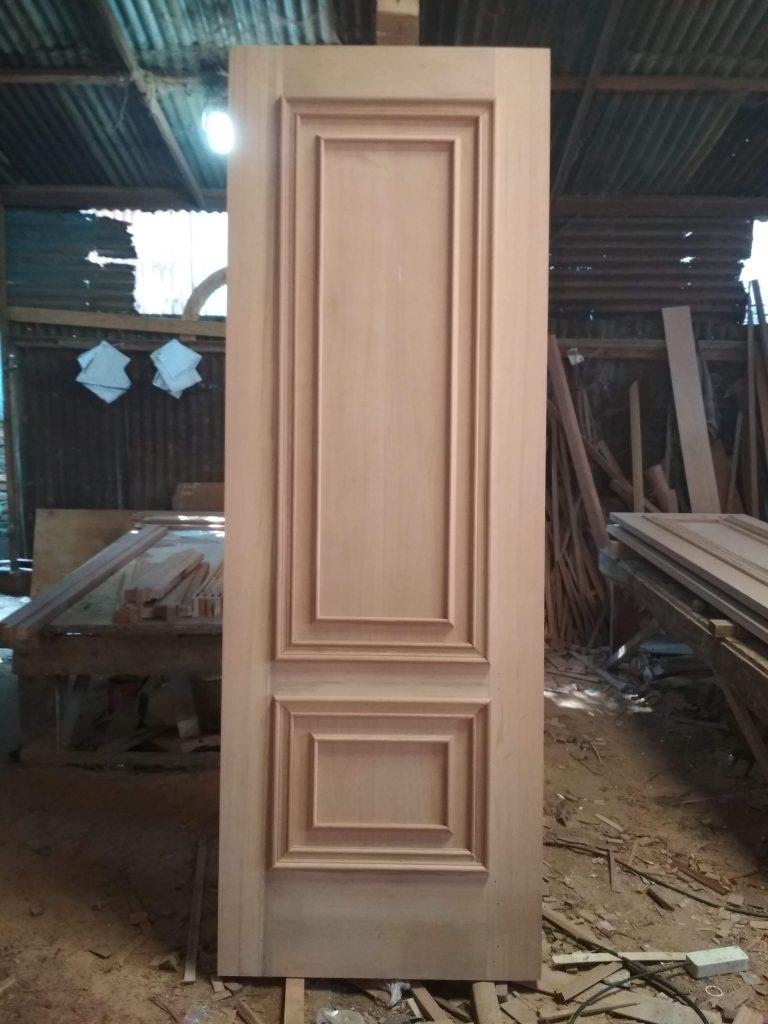 Pabrik kusen pintu kayu murah di jakarta