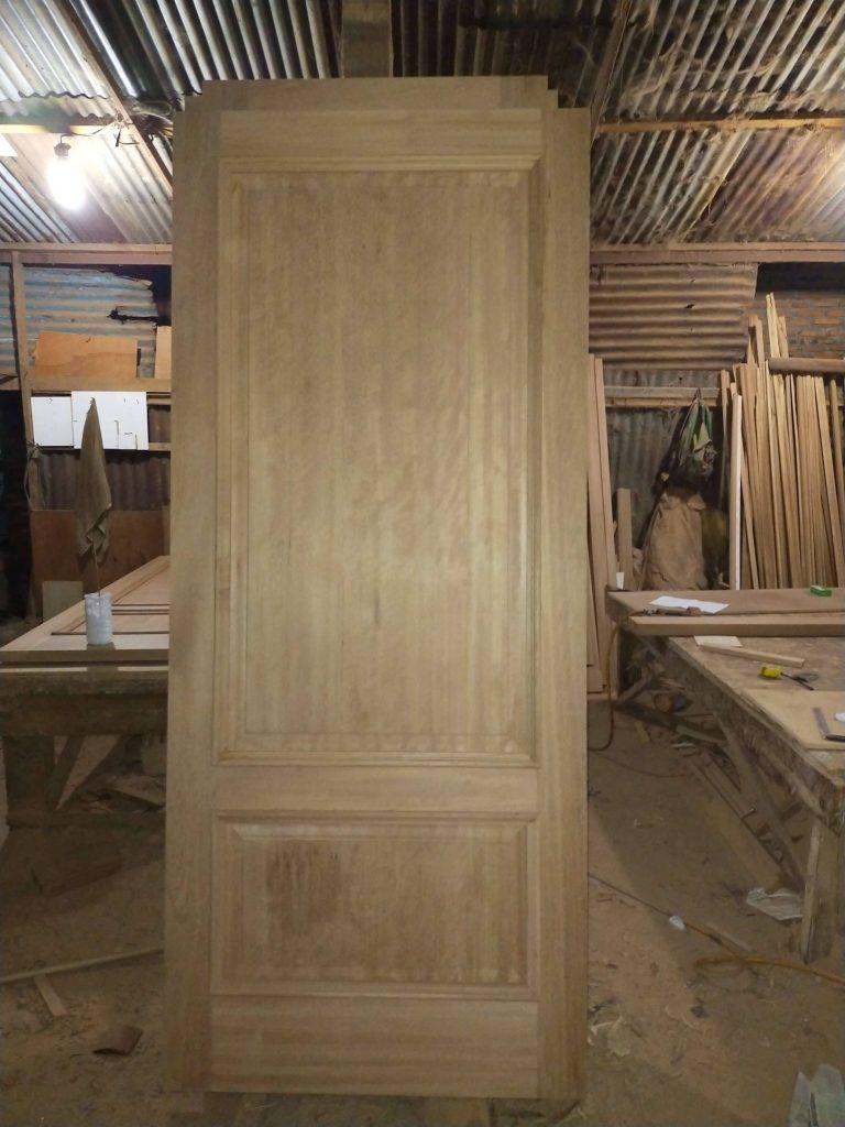 Pintu Panel List timbul
